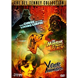 Del Tenney Triple Feature