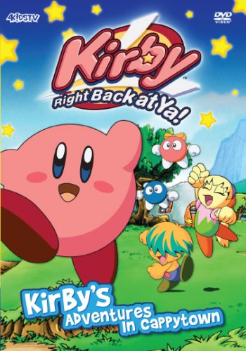 Kirby's Adventures in Cappytown