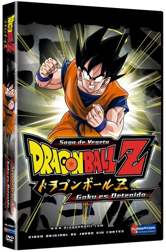 Dragon Ball Z: Goku Es Detenido v.5