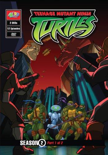 Teenage Mutant Ninja Turtles: Season 2, Part 1