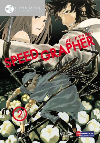 Speed Grapher , Vol. 2 - Two (The Viridian Collection)