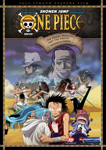 One Piece - The Desert Princess and the Pirates: Adventures in Alabasta (Movie No. 8)