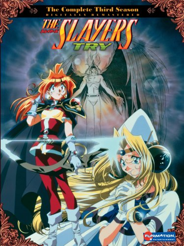 Slayers TRY - Season Three Set