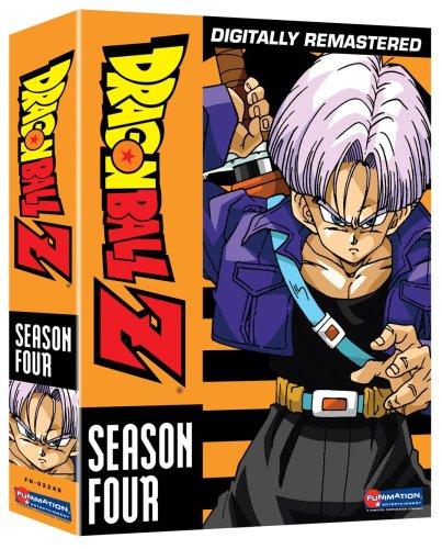 Dragon Ball Z - Season Four (Garlic Jr., Trunks, and Android Sagas)