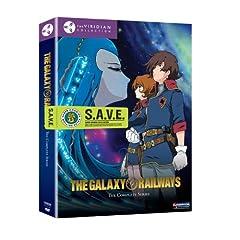 Galaxy Railways Box Set - Viridian Collection