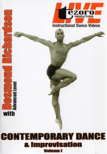 Live at Broadway Dance Center: Contemporary Dance and Improvisation Vol. 1 with Desmond Richardson