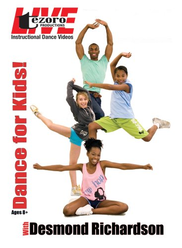 Live at Broadway Dance Center-Dance for Kids 8+ with Desmond Richardson