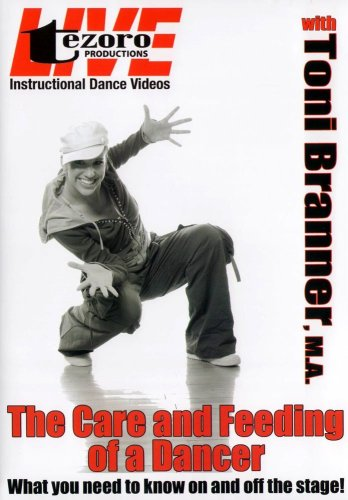 Live at The Broadway Dance Center: The Care and Feeding of A Dancer with Toni Branner, M.A.
