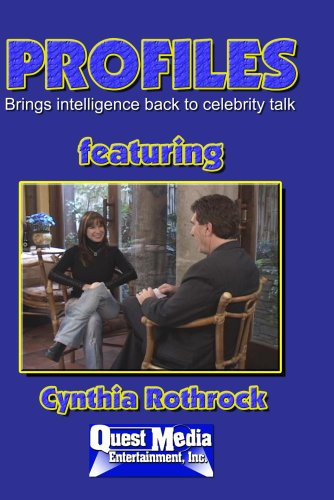PROFILES featuring Cynthia Rothrock