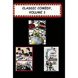 Classic Comedy, Volume 1 (College, Flying Deuces, Jack and the Beanstalk)