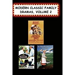 Modern Classic Family Dramas, Vol. 1 (Against A Crooked Sky, Missouri Traveler, New Adv. of Heidi)