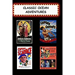 Classic Ocean Adventures (Black Pirate, Captain Calamity, Captain Scarface, Mutiny)