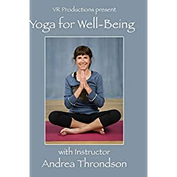 Yoga for Well-being with Andrea Throndson