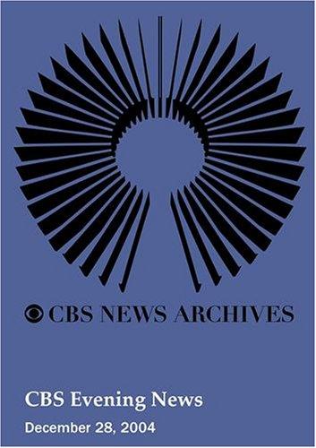 CBS Evening News (December 28, 2004)