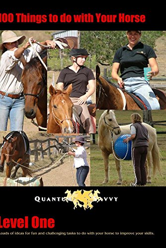 100 Things to do with your horse!