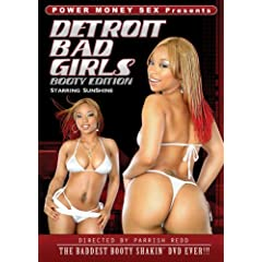 Detroit Bad Girls: Booty