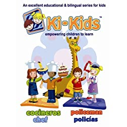 Ki-Kids: Police and Cocineros