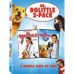 Dr. Dolittle 3/Dr. Dolittle: Tail to the Chief