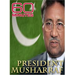 60 Minutes - President Musharaff (January 6, 2008)
