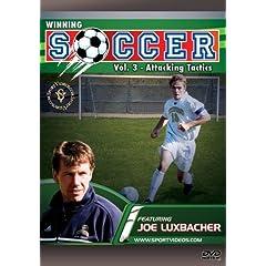 Winning Soccer: Attacking Tactics