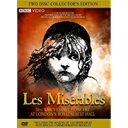 Les Miserables - The 10th Anniversary Dream Cast in Concert at London's Royal Albert Hall