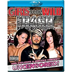 Girls Gone Wild: Baby Bash Live and Uncensored [Blu-ray]