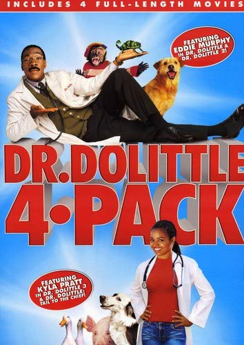 Dr Dolittle 4-Pack (4pc) (Gift Sen)