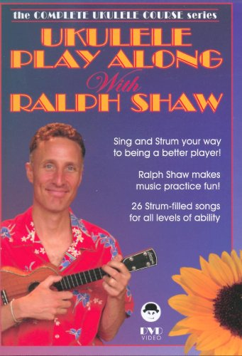 Ukulele Play Along with Ralph Shaw