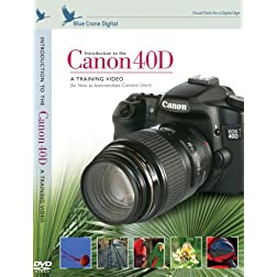 Introduction to the Canon 40D