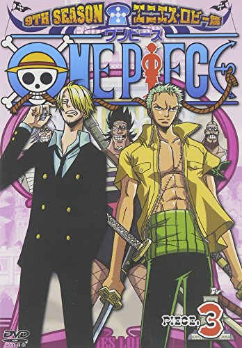 Vol. 3-One Piece 9th Season Enies Lobby