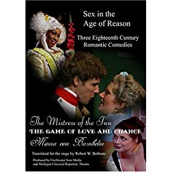 Sex In The Age Of Reason: Three 18th Century Romantic Comedies