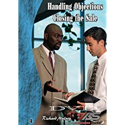 04 - Handling Objection Closing The Sale