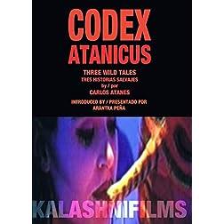 CODEX ATANICUS - Three wild stories / tres historias salvajes