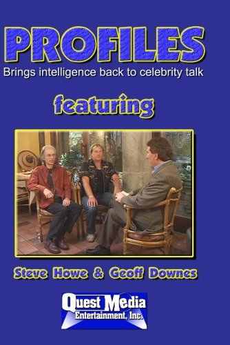 PROFILES featuring Steve Howe & Geoff Downes