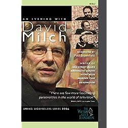 David Milch - Spring Storytellers
