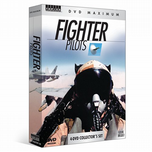 DVD Maximum: Fighter Pilots