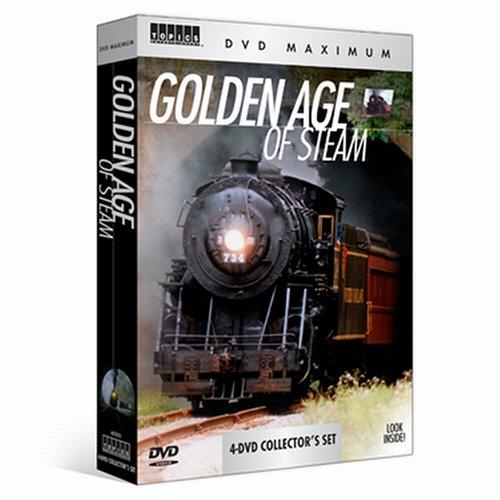 DVD Maximum: Golden Age of Steam