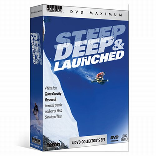 DVD Maximum: Steep Deep Launched
