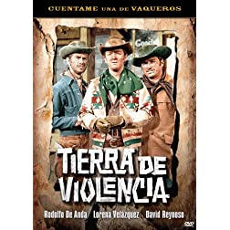 Tierra de Violencia