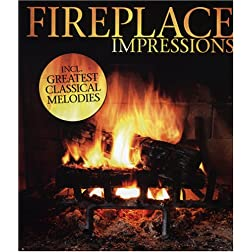 Fireplace Impressions [HD DVD]