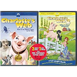 Charlotte's Web/Charlotte's Web 2