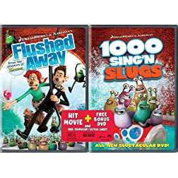 Flushed Away/1,000 Singing Slugs