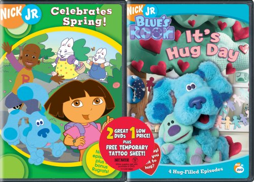 Nick Jr. Celebrates Spring/Blue's Clues: Blue's Room: It's Hug Day