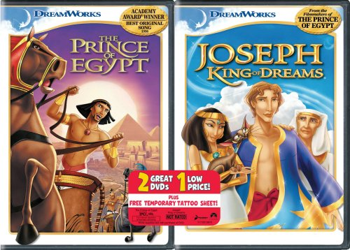The Prince of Egypt/Joseph: King of Dreams