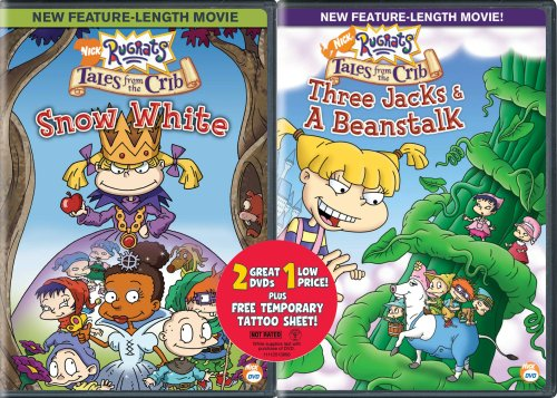 Rugrats: Tales from the Crib - Snow White/Three Jacks and a Beanstalk