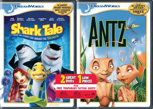 Shark Tale/Antz
