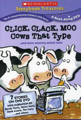 Click Clack Moo-Cows That Type & More Amusing Anim