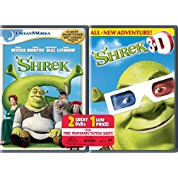 Shrek/Shrek 3D