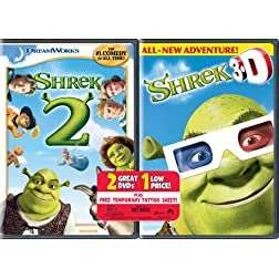 Shrek 2/Shrek 3D