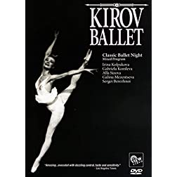 Kirov Ballet: Classic Ballet Night